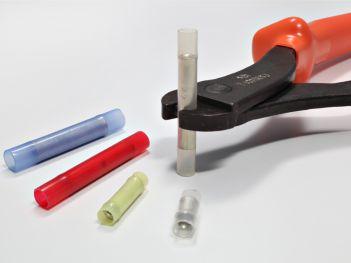 Preinsulated tubular splices