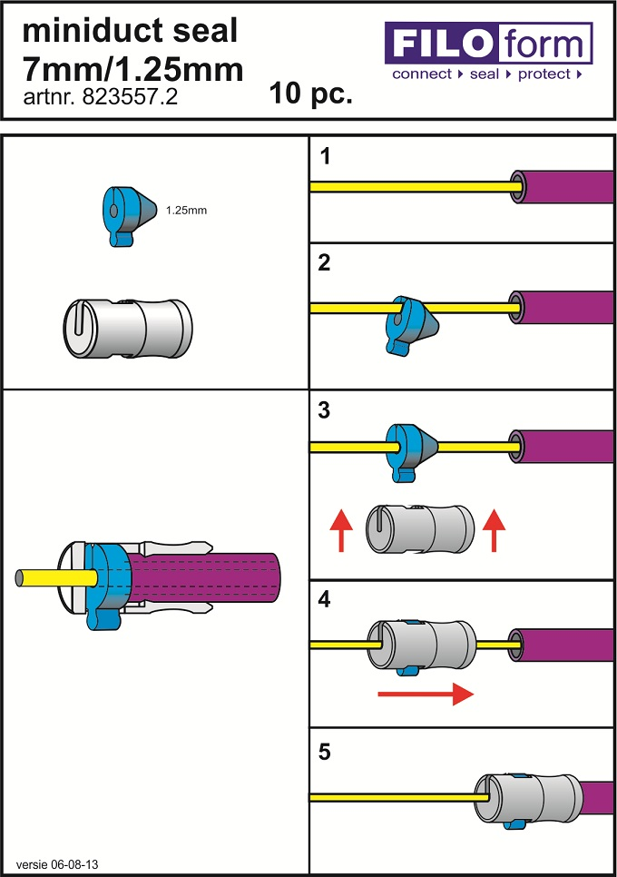 miniduct seal